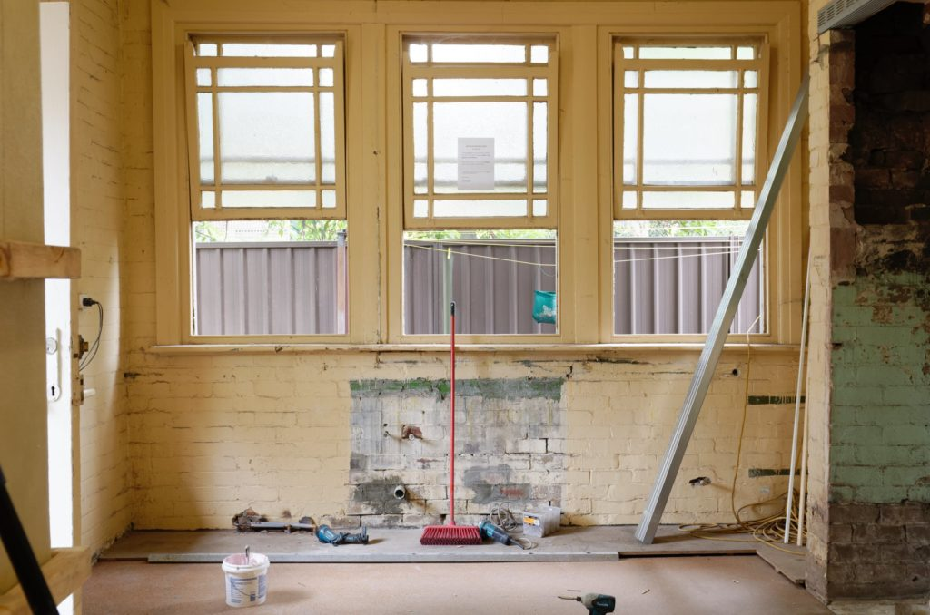 Restoring an Old House on a Budget in Miami