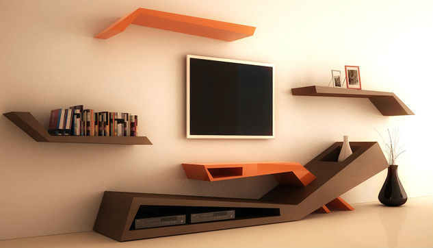 Custom Designed Furniture
